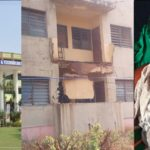 PHOTOS: IMT Students In Critical State As Female Hostel Balcony Collapses (Photos)