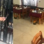 PHOTOS: FG Shuts Down Chinese Restaurant That Refused To Serve Nigerians In Lagos