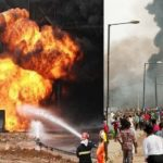 Lagos Explosion Not Caused By Oil Pipeline Vandalism, Says NEMA