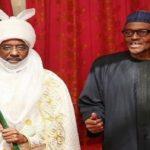 BREAKING: Buhari Has No Hands In Dethronement Of Emir Sanusi, Says Presidency