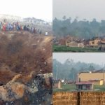 BREAKING: Explosion Rocks Ondo, Hundreds Of Buildings Destroyed (PHOTOS)