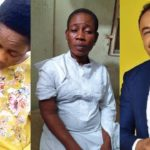 Daddy Freeze reacts after woman used to perform fake miracles gets arrested.(PHOTOS)