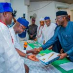 Amotekun Bill Signed Into Law Today In Ekiti State (SEE PHOTOS)