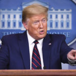 Coronavirus: Trump Rejects Medical Advice On Mask-Wearing