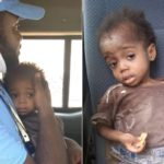 Abia: Two-year old girl rescued after being locked up in uncompleted building for days