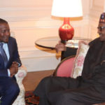 Buhari Felicitates Dangote At 63
