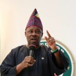 COVID-19: Amosun Supports Ogun Govt With N25m, Provides Stimulus For 25,000 Families