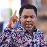 Prophet TB Joshua Sends Strong Warning To Buhari, Other World Leaders Over Coronavirus Lockdown