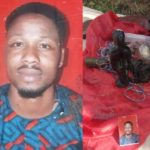 PHOTOS & VIDEO: Man's Photo, Voodoo Items Discovered In A Bag Left Behind Inside A Keke Napep
