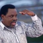 Covid-19: Prophet TB Joshua Issues Strong Warning