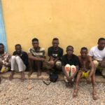 Photos: Police arrest 19 for robbery, cultism in Ogun