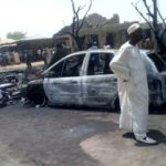 BREAKING: One Killed, Properties Destroyed As Fire Razes Bauchi Market (PHOTOS)