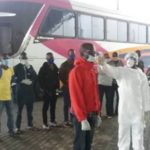 COVID-19: Another 13 Nigerian Returnees From Togo Arrive Seme Border