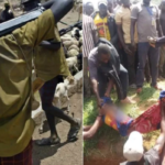 GRAPHIC PHOTOS: Pregnant Woman, 9 Others Killed In Plateau Community Attack By Suspected Fulani Herdsmen