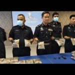 20kg of heroin seized at MCO roadblock near Taiping