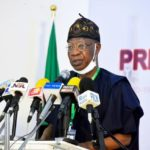 Lai Mohammed Debunks Rumour That Members Of The Presidential COVID-19 Taskforce Receive N500k Daily As Sitting Allowance