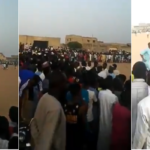 VIDEO: Kano Residents Defy Social Distancing To See Football Match