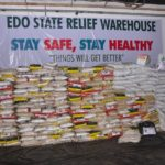 Monarch, Local Government Chairman In Edo Clash Over Distribution Of Relief Items
