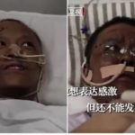 PHOTOS: Chinese Doctors Critically Ill With COVID-19 In Wuhan Wake Up To Discover Their Skin Darkened
