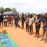 Police Arrest 150 Suspected Cultists Over Ogun Unrest (PHOTOS & VIDEO)