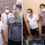Police Arrest Two Chinese For 'Illegal Mining' In Zamfara (Photos)