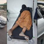 Nigerian Doctors Are Wicked, Road Safety Officer Laments Over Accident Victims Were Rejected In Two Hospitals
