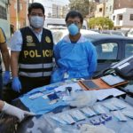 Peru Police Arrest Chinese Man For Illegal COVID-19 Testing With Stolen Kits