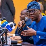 Sanwo-Olu, Wife Tests Negative For Coronavirus