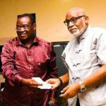 COVID-19: Jimoh Ibrahim Donates N40m To Ondo State