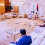 Buhari Receives PTF Report On COVID-19 Containment Effort (photos)
