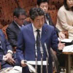 Japan's Abe extends state of emergency to May 31