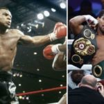 Anthony Joshua Reacts To Mike Tyson's Expected Return To Heavyweight Boxing At 53