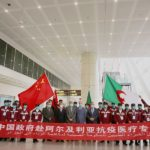 Chinese medical team arrives in Algeria to help fight coronavirus; Turkey's death toll tops 4,000