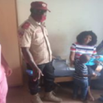 FRSC rescues pregnant woman in labour pains
