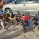 COVID-19 Taskforce Intercepts Passengers Hidden Inside Trailer With Fake Lockdown Pass In Rivers