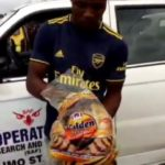 Imo Police Nab Man Who Hid A Gun In A Loaf Of Bread (VIDEO)