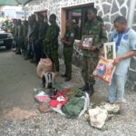 Army Arrests 13 Impersonators In Lagos (photos)