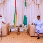 UPDATED: Buhari receives Madagascar's COVID Organics