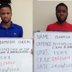 Two Yahoo Boys Jailed Two Years Each For Defrauding Nigerians, Foreigners