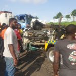 One feared dead, others injured in fatal accident on Otedola bridge