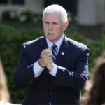 US Vice President Mike Pence's Aide Tests Positive For COVID-19