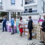 Latter Day Saints Church gives $40,000 PPEs to Lagos