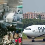 Passenger plane with more than 100 on board crashes in Karachi, Pakistani authorities say (PHOTOS)