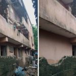 Many Escape Death As Two Storey-Building Collapses In Lagos