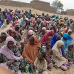 PHOTOS: Nigerian Troops Rescue 241 Women And Children From Boko Haram Captivity