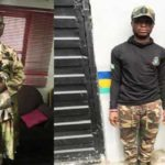 Two fake soldiers nabbed for allegedly killing police sergeant in Lagos