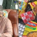 Enugu State Government Distributes Noddles, Paracetamol As Palliatives