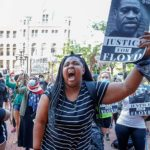 Protests spread across US as cop charged over George Floyd death