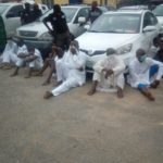 Pastor, Imam And 27 Others Arrested And Paraded For Violating Lockdown Order In Lagos