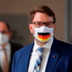 Virus pushes Germany into recession